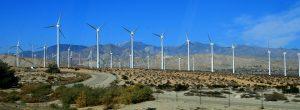 large wind mills