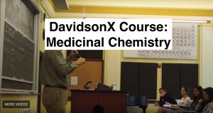 DavidsonX Course: Medicinal Chemistry