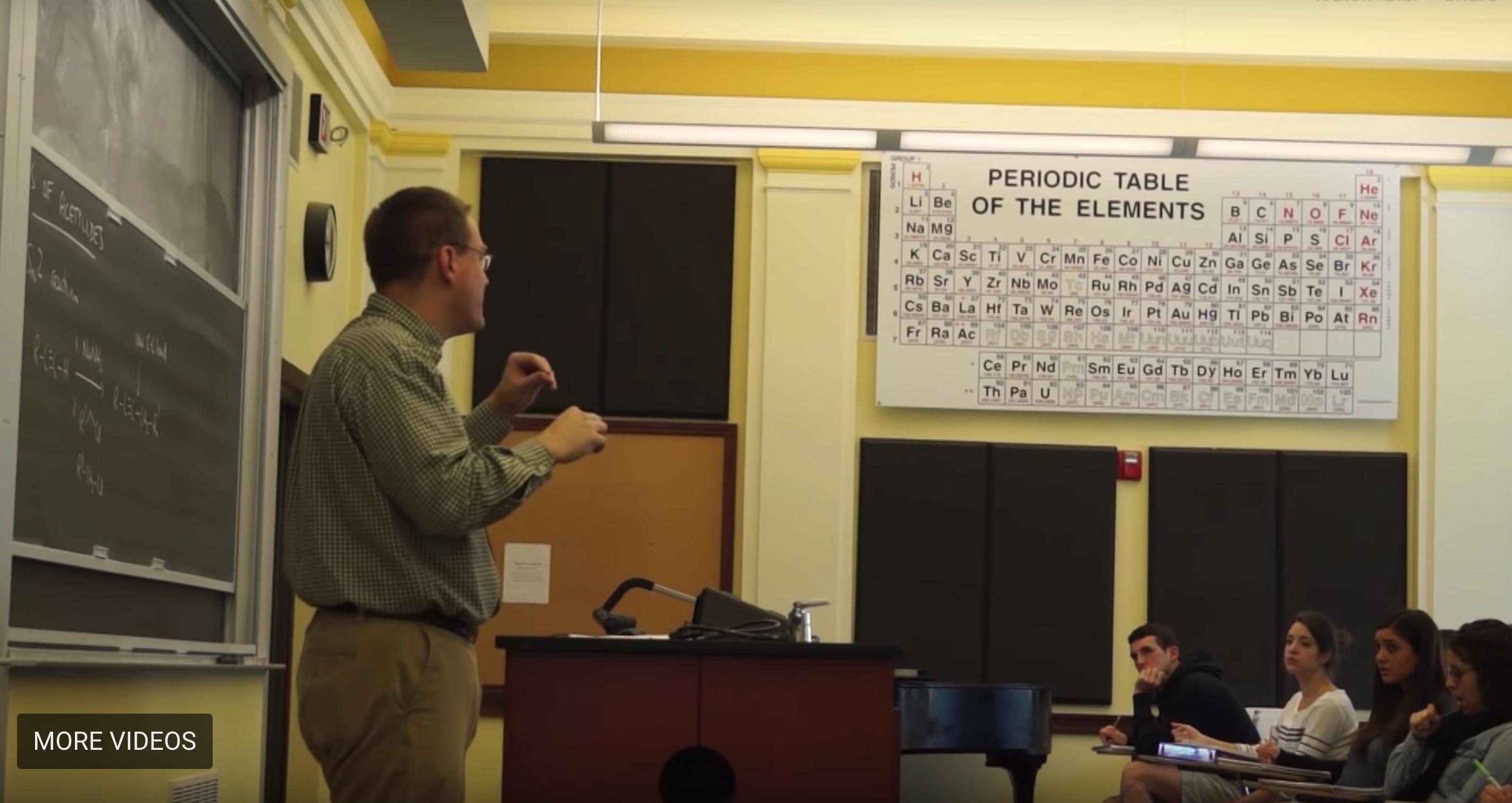 DavidsonX: Medicinal Chemistry Course